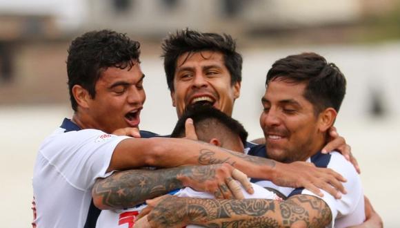 Alianza Lima enfrentará este lunes 16 de noviembre a Cusco FC (Foto: Liga1)