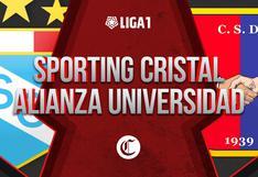 Sporting Cristal vs. Alianza Universidad en vivo: a qué hora y dónde ver el partido