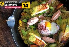 La crítica gastronómica de Paola Miglio a Jerónimo