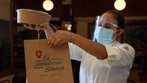 Por primera vez en 84 años de historia, La Tiendecita Blanca ha implentado servicio de delivery: entró a Rappi a mediados de junio. (Fotos: Juan Ponce/El Comercio)