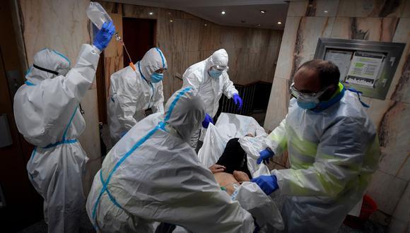 Coronavirus en España | Últimas noticias | Último minuto: reporte de infectados y muertos hoy, martes 24 de noviembre del 2020 | Covid-19 | (Foto: OSCAR DEL POZO / AFP).