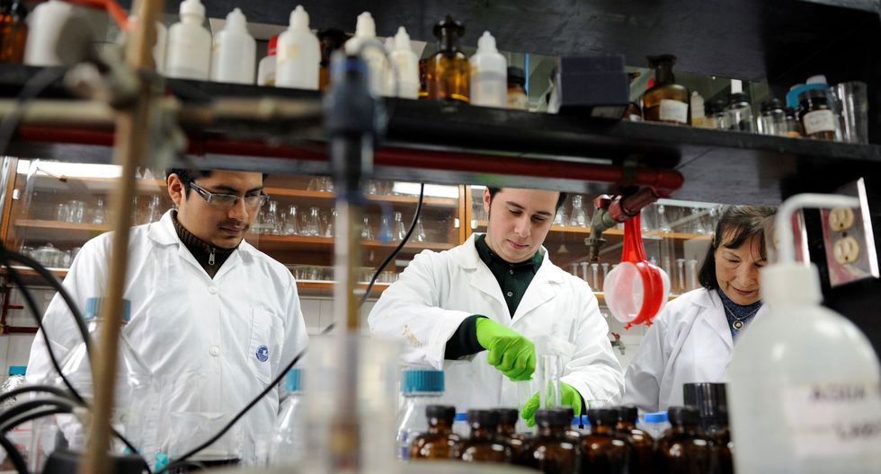 A la fecha las empresas destinaron S/137,7 millones en investigación, desarrollo e innovación. (Foto: Andina)