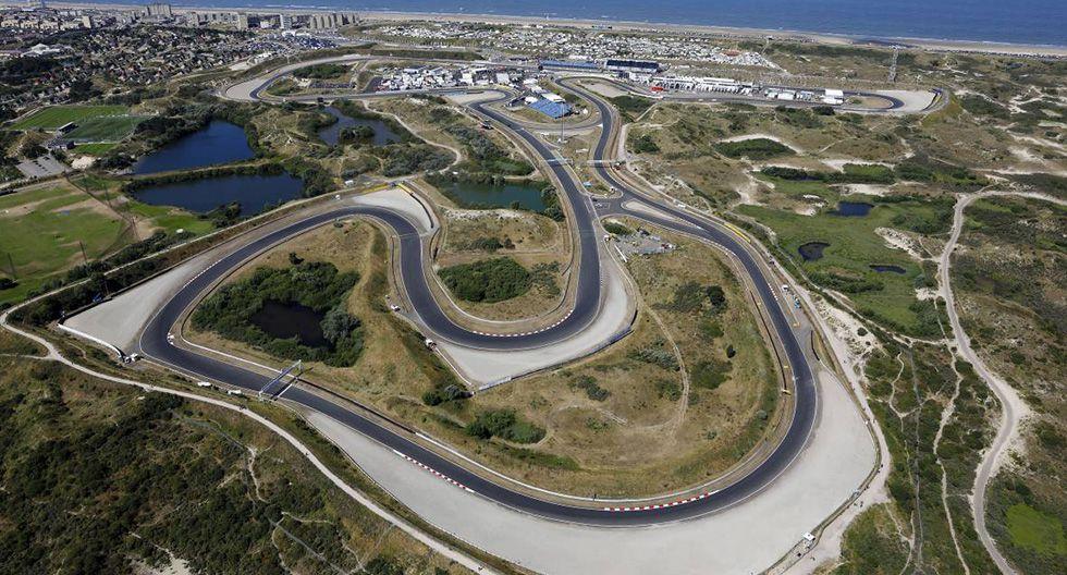 1. Luego de 35 años, la Fórmula 1 regresa a Holanda. El circuito de Zandvoort será el escenario elegido para disputar el Gran Premio.