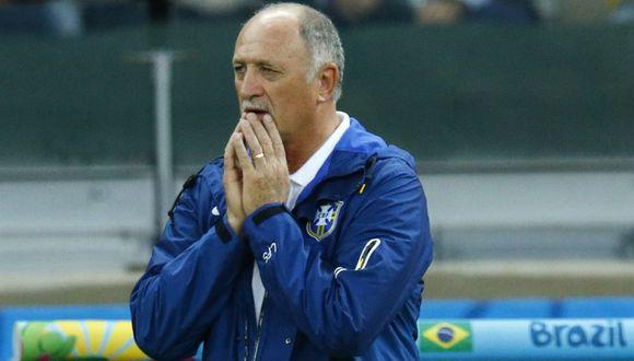 Scolari no va más en Brasil: la CBF aceptó su renuncia