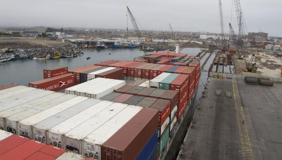 Las exportaciones aumentaron en mayo. (Foto: GEC)