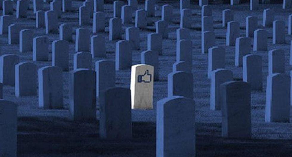 """""""Lo cierto es que el luto ha adquirido nuevas formas en la era digital. Y eso nos afecta a todos; también a los que no comentamos cuando se muere una celebridad""""."""