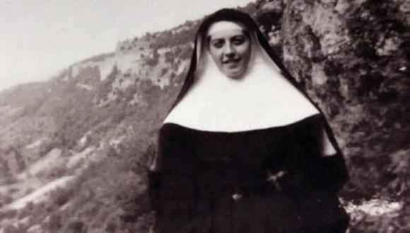 La hermana Denise Bergon se convirtió en la salvadora de muchas familias judías. (Foto: BBC Mundo).