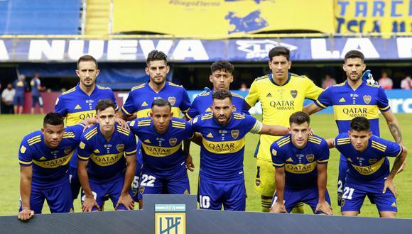 Carlos Zambrano no fue citado para el superclásico argentino entre Boca Juniors y River Plate por la Copa de la Superliga 2021. (Foto: AFP)