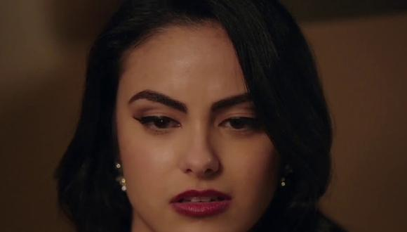 "Camila Mendes interpreta a Veronica Lodge en ""Riverdale"", serie que actualmente emite su quinta temporada (Foto: The CW)"