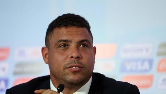 Ronaldo fue campeón del mundo en dos ocasiones, además es el segundo máximo anotador en la historia de los mundiales.