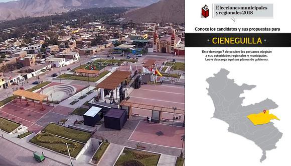 Los vecinos de Cieneguilla elegirán al sucesor de Emilio Chávez Huaringa.