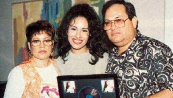 En 1997, la periodista Martha Figueroa critico el aspecto físico de los padres de Selena Quintanilla (Foto: GEC)