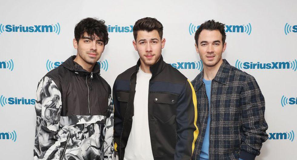 Los Jonas Brothers revelan el tracklist de su nuevo álbum (Fotos: AFP)