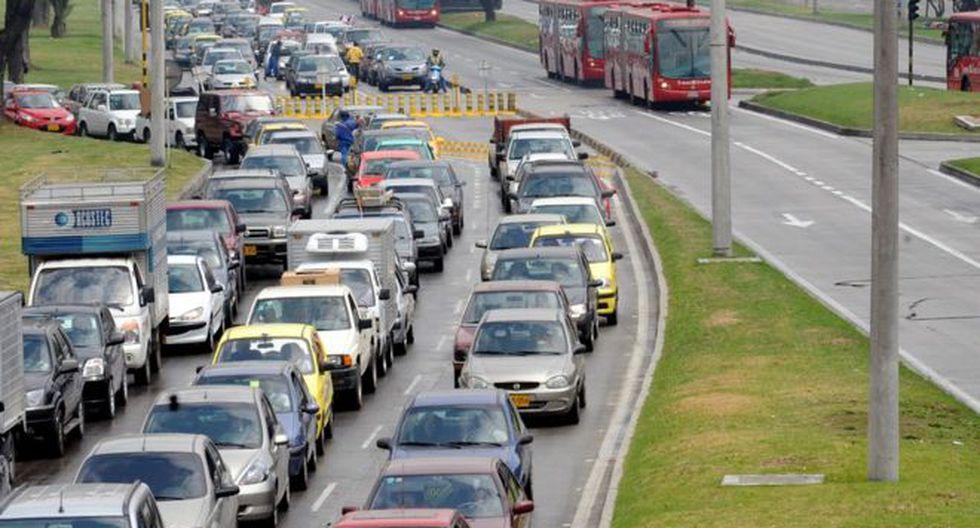 Las ciudades con mayor congestión son Moscú, Estambul y Bogotá, según el estudio de INRIX. (Foto: AFP)