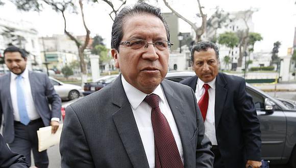 """Sánchez: """"No hay ningún tipo de venganza contra Ramos Heredia"""""""