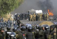 """FF.AA. de Bolivia dicen estar """"desconcertadas"""" por detención de general implicado en represión que dejó 9 muertos"""