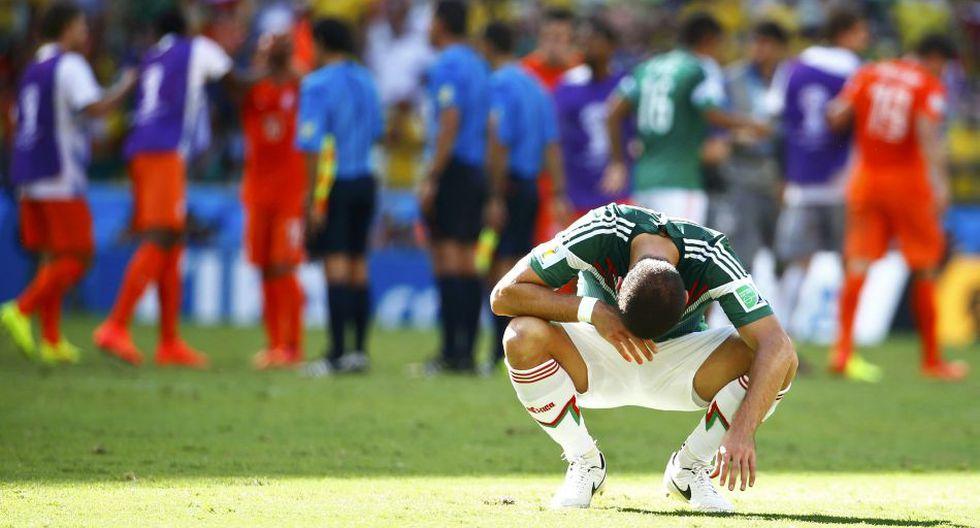 México: llanto y decepción tras la eliminación del Mundial - 1