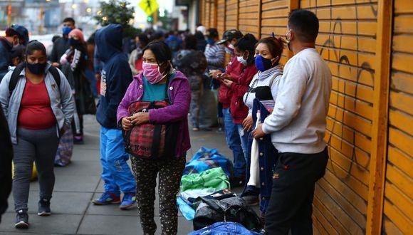 Número de personas infectadas con COVID-19 se elevó este miércoles. (Foto: Hugo Curotto/GEC)