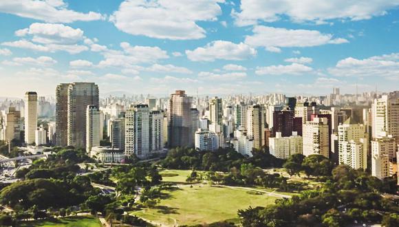 Itaim Bibi, el distrito financiero de Sao Paulo, es uno de los puntos donde se están construyendo nuevas unidades residenciales. (Foto: Sao Paulo City)
