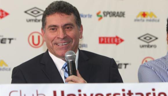 """Luis Fernando Suárez: """"Me quedo tranquilo por el rendimiento"""""""