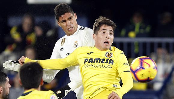 Real Madrid vs. Villarreal EN VIVO ONLINE: partidazo por LaLiga Santander. | Foto: AP