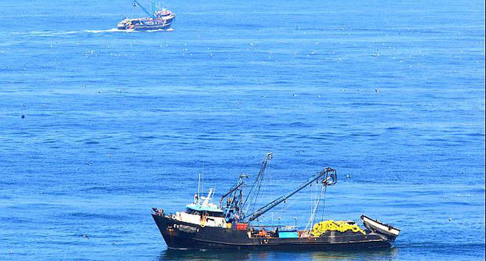 La pesca de anchoveta se vio limitada los últimos años, señala la SNP. (Foto: GEC)