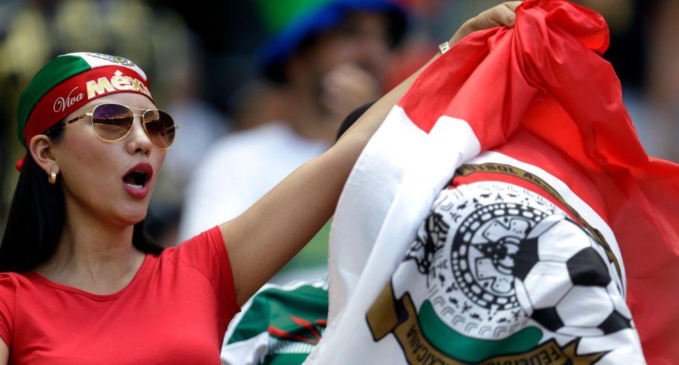 Holanda vs. México: belleza azteca y máscaras en el Castelao - 11