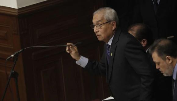 A inicios de este año, Pedro Chávarry renunció como fiscal de la Nación ante los cuestionamientos que se le hacían. (Foto: GEC)