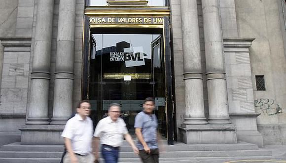 La bolsa local anotaba ganancias en la apertura. (Foto: El Comercio)