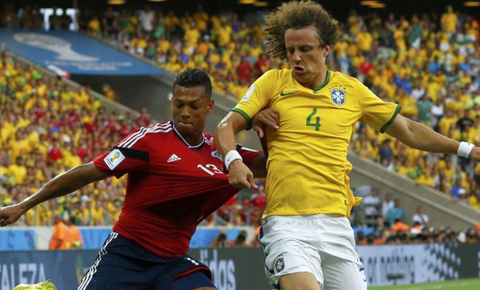 Brasil y Colombia se enfrentarán hoy luego del Mundial 2014