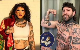Conoce a Diego Garijo, boxeador de MMA de día y 'drag queen' de noche