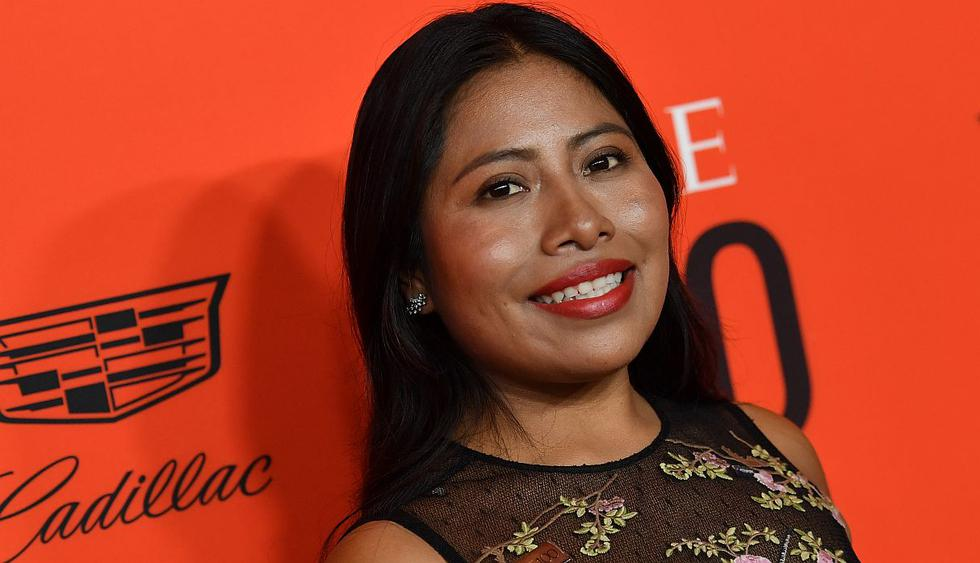 Yalitza Aparicio se va de México por esta insólita razón. (Foto: AFP)