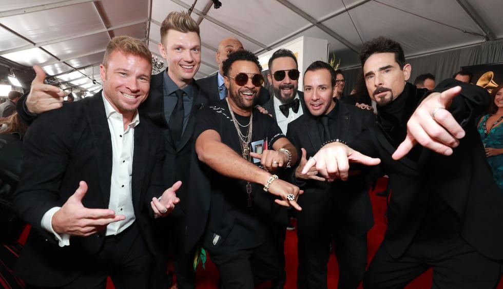 Los Backstreet Boys regresan a Viña del Mar. (Foto: AFP)