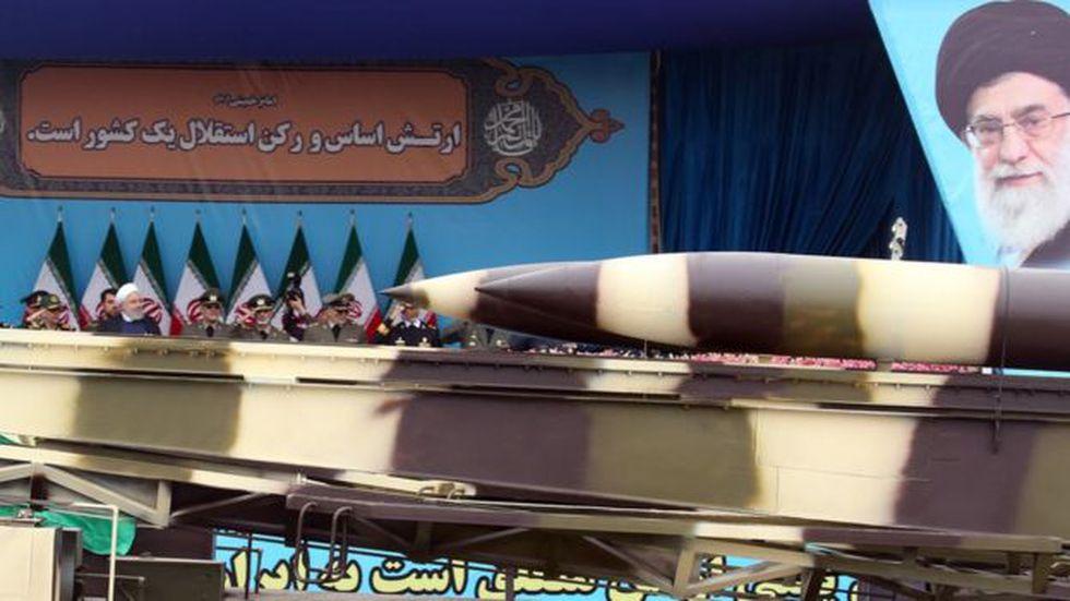 """Irán ha dicho que la administración de Trump está jugando """"un juego muy peligroso"""". (Foto: EPA vía BBC Mundo)"""