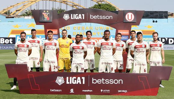 Universitario de Deportes ya conoce el fixture para afrontar la Copa Libertadores. (Foto: GEC)