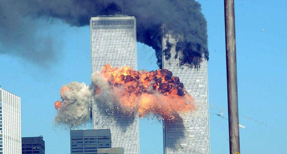 Dos aviones fueron dirigidos en contra de las torres del World Trade Center en Nueva York como parte de los atentados del 11 de setiembre del 2001.