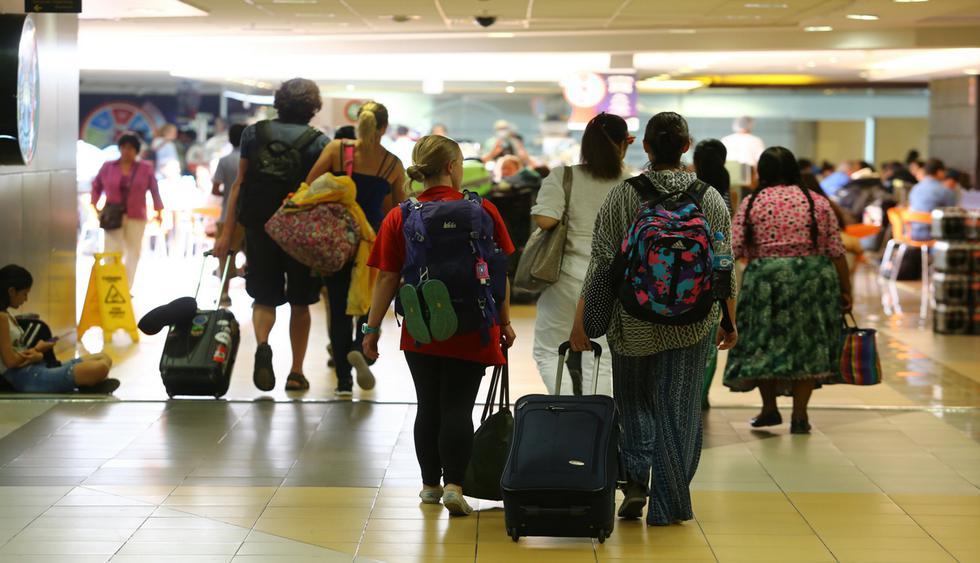 Los aeropuertos también tendrán alta demanda. (Foto: USI)