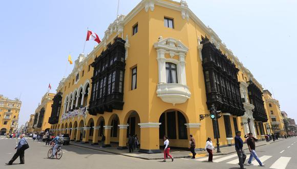En dos días, Lima celebrará su aniversario 486. (Foto: Archivo/GEC)