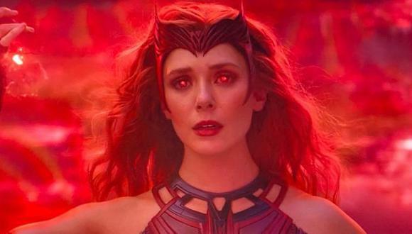 La Bruja Escarlata y el Darkhold están íntimamente relacionados (Foto: Disney Plus)
