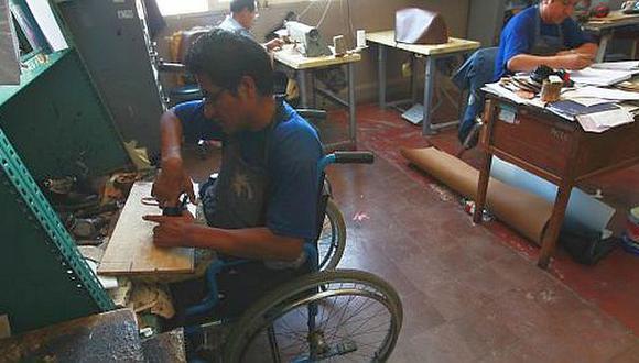 Cuota de empleo para discapacitados será fiscalizada desde 2016