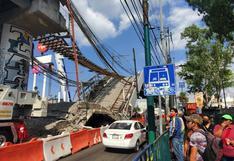"""""""Quedarnos sin metro es retroceder 30 años"""": los barrios periféricos de Ciudad de México """"marginados"""" tras el accidente de la Línea 12"""
