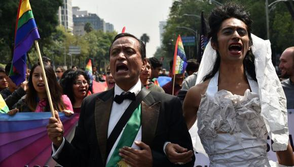 El Congreso de México rechaza legalizar el matrimonio gay