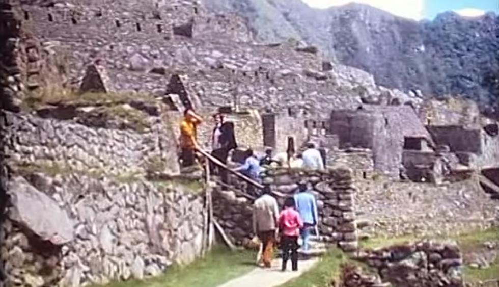YouTube viral: Video inédito muestra cómo era visitar la ciudadela de Machu Picchu en el año 1972 | Cusco | Perú | Retro | YT | Yutube