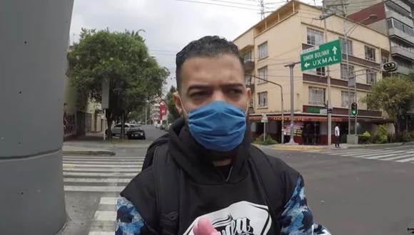 El youtuber venezolano Soy David Show ha sido diagnosticado con coronavirus.