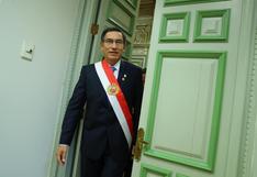 Martín Vizcarra promulga ley que impide postular a candidatos con sentencia