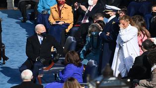 Jennifer López formó parte de ceremonia de Joe Biden