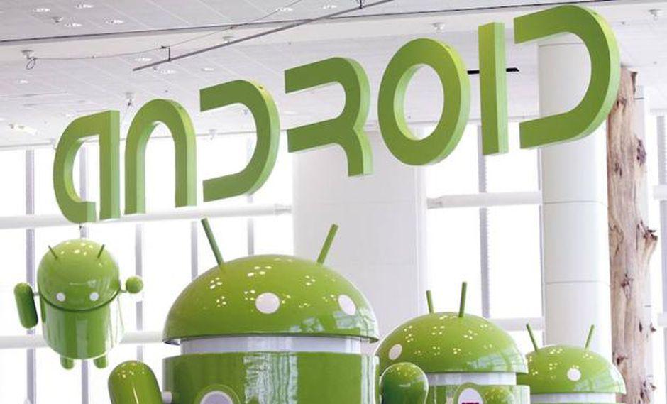 """El nuevo logotipo es en realidad """"un reflejo de la década pasada"""", considera Sydney Thomashow, lideresa creativa de Android. (Foto: Reuters)"""