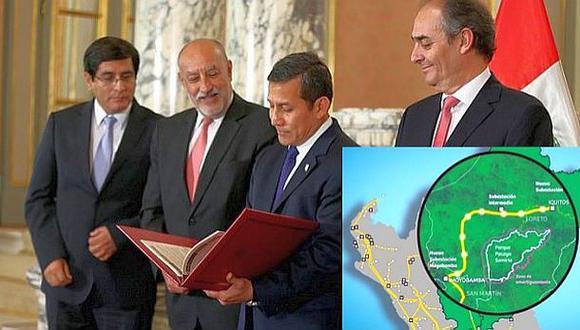 Línea eléctrica Moyobamba-Iquitos triplicará envíos de energía