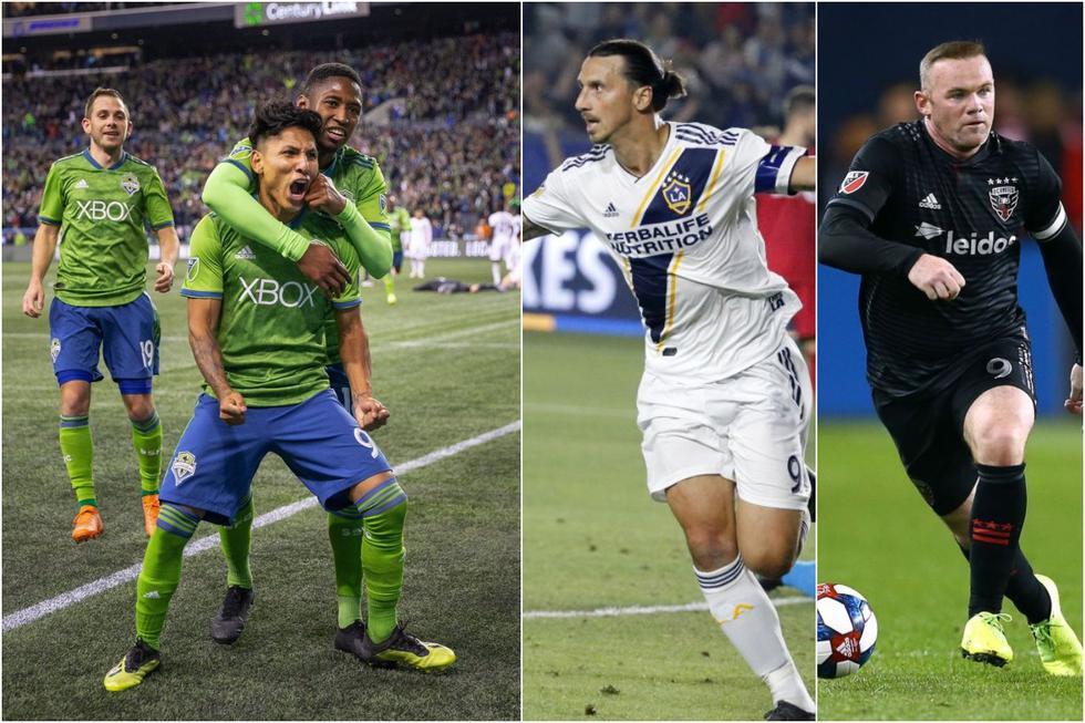 Raúl Ruidíaz salió campeón de la MLS 2019, título que no han podido lograr cracks como Ibrahimovic, Thierry Henry, entre otros. Conoce a todos en esta galería.