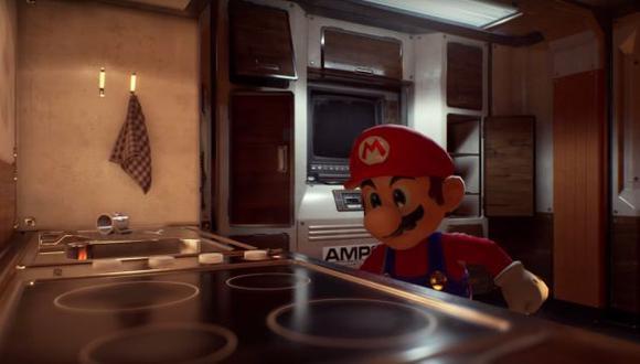 Recrean Mario Bros. en escenarios de la vida real [VIDEO]